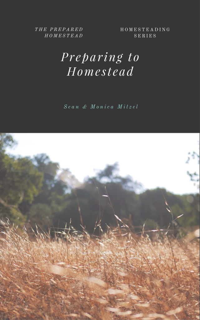 Preparing to Homestead? Here's a list of books we recommend