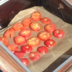 Sun Dried Tomatoes in the Sun Oven (day 5)