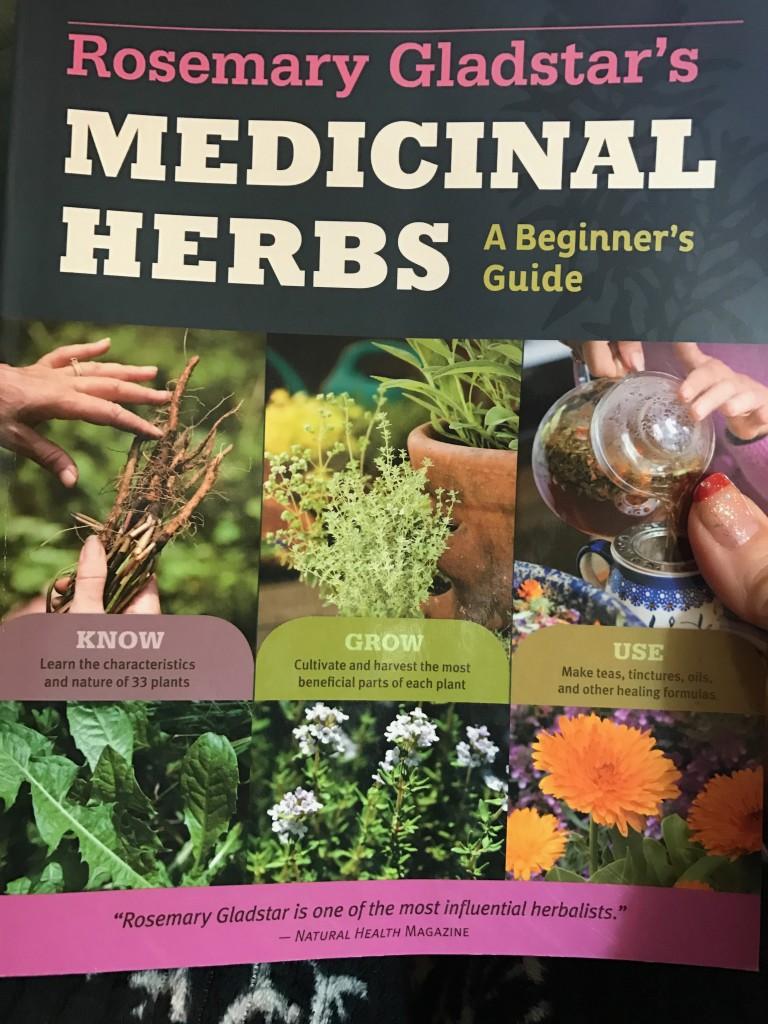 Starter Book on Herbs